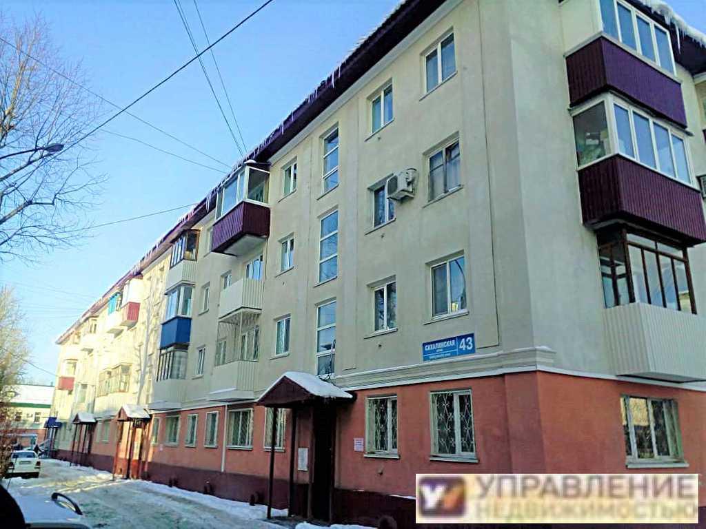 Недвижимость в южно сахалинске продать фото карта