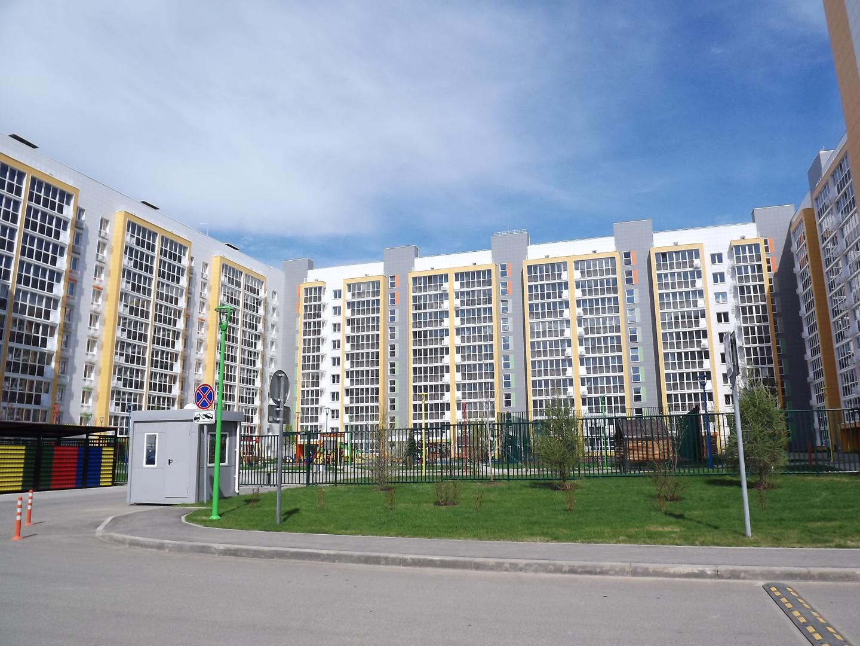 Продажа 1-к квартиры ул. Азата Аббасова, д. 10
