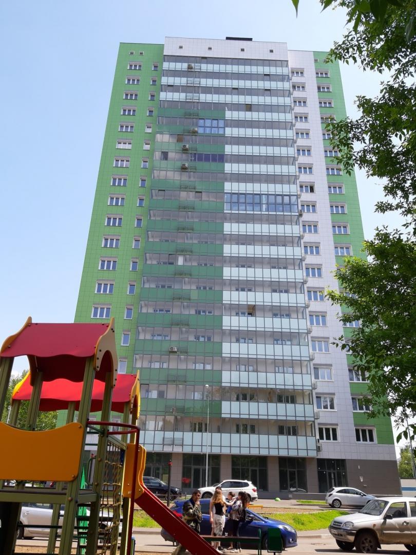 Продажа 1-к квартиры жилой комплекса грин сити