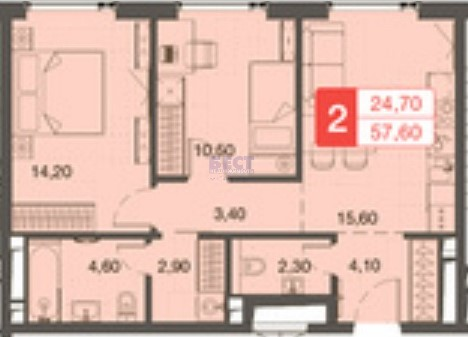 Квартира на продажу по адресу Россия, Московская область, Москва, Волоколамское шоссе, 126