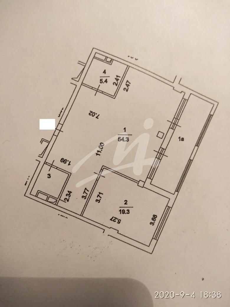 Продам 2-комн. квартиру по адресу Россия, Московская область, Москва, улица Шаболовка, 10к1 фото 9 по выгодной цене