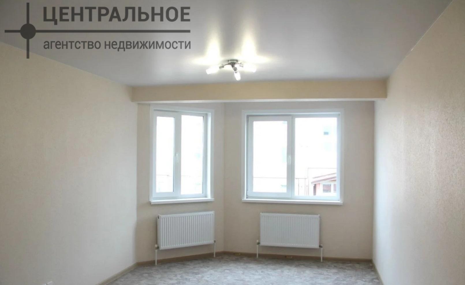 1-комнатная квартира, 52 кв.м., 3/3 этаж