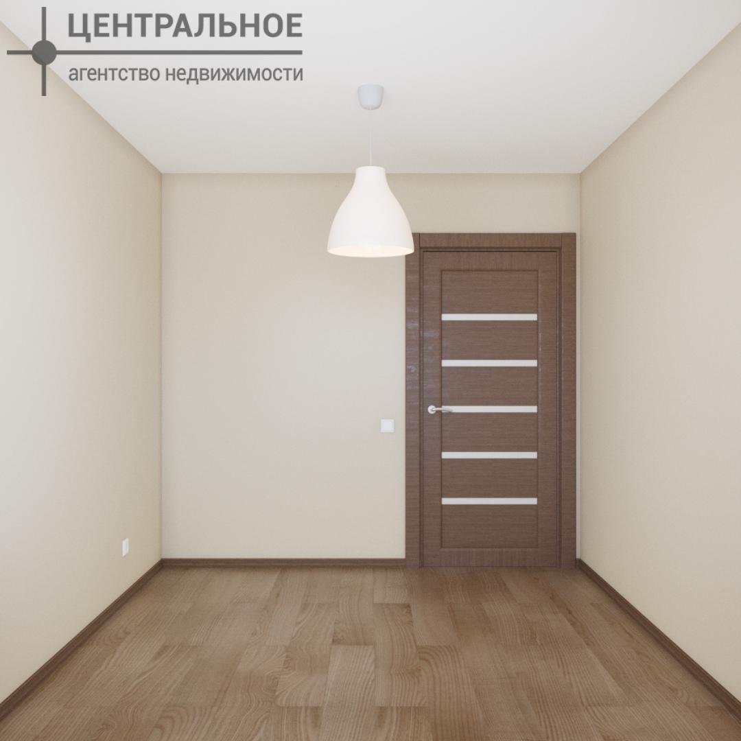 3-комнатная квартира, 66 кв.м., 3/3 этаж
