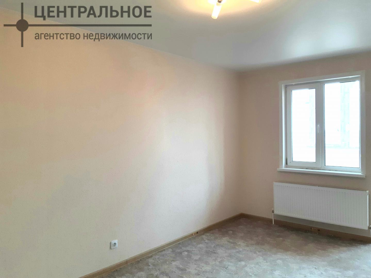 1-комнатная квартира, 41.2 кв.м., 3/3 этаж