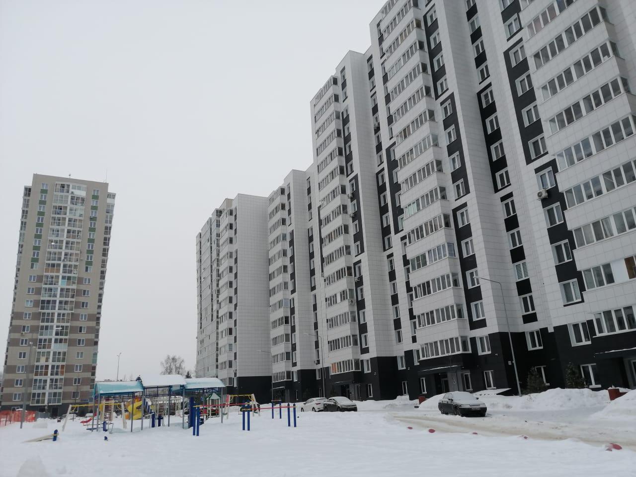 Продажа 1-к квартиры ул. Гавриила Державина, д. 3-1