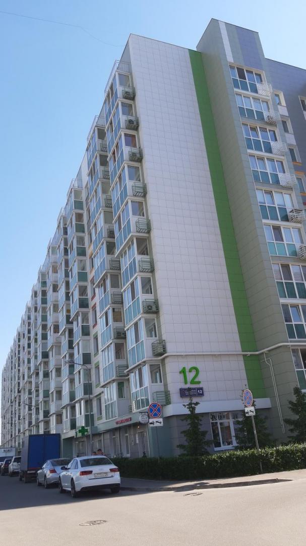 Продажа 2-к квартиры азата аббасова, 12