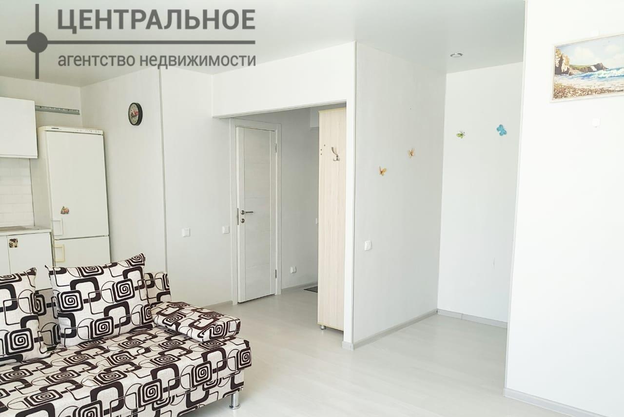 1-комнатная квартира, 37.3 кв.м., 3/3 этаж