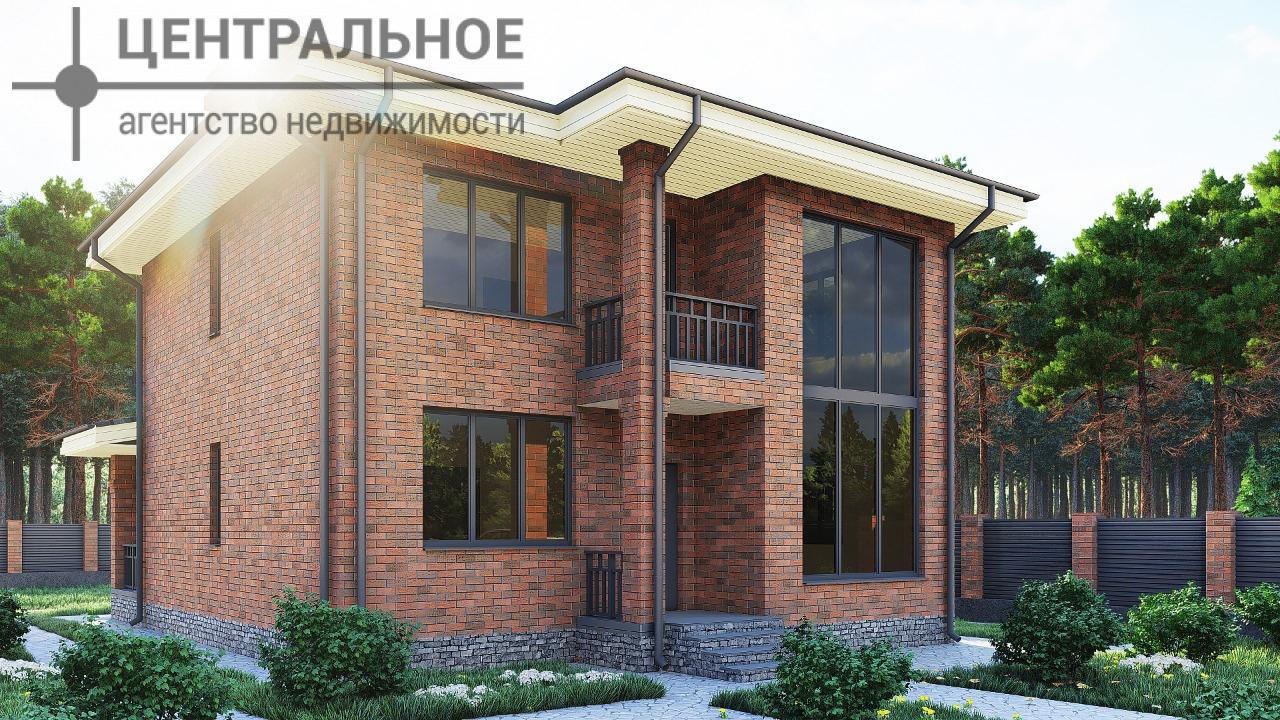 Продается дом 145 кв.м., участок 5.8 сот.