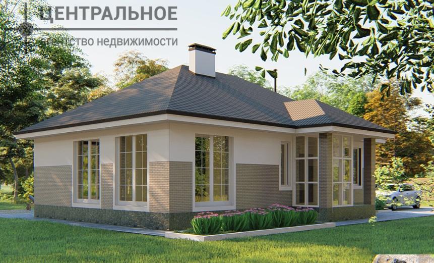 Продается дом 100 кв.м., участок 8 сот.