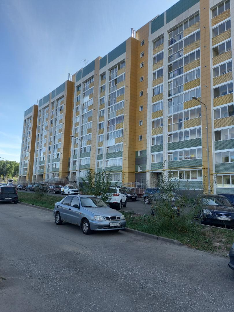Продажа 1-к квартиры станционная, 8