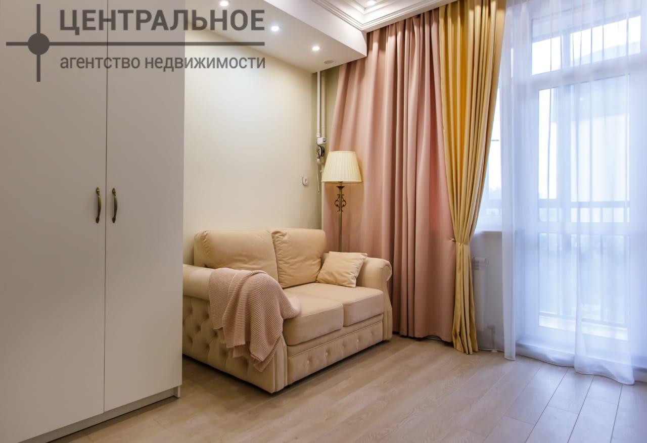 1-комнатная квартира, 43.3 кв.м., 2/5 этаж
