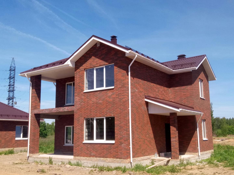 супер цена продадим построенный двухэта ...